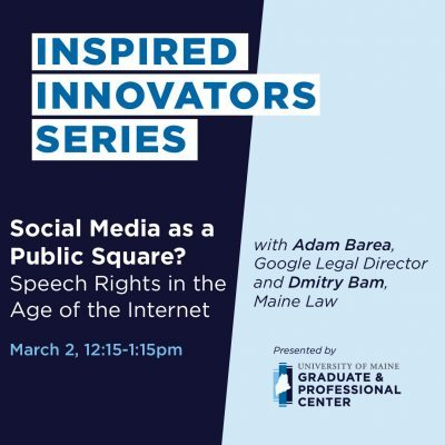 Inspired Innovators: Speech rights in the age of the internet