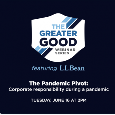 Episode 22: The Pandemic Pivot – Corporate social responsibility during a pandemic